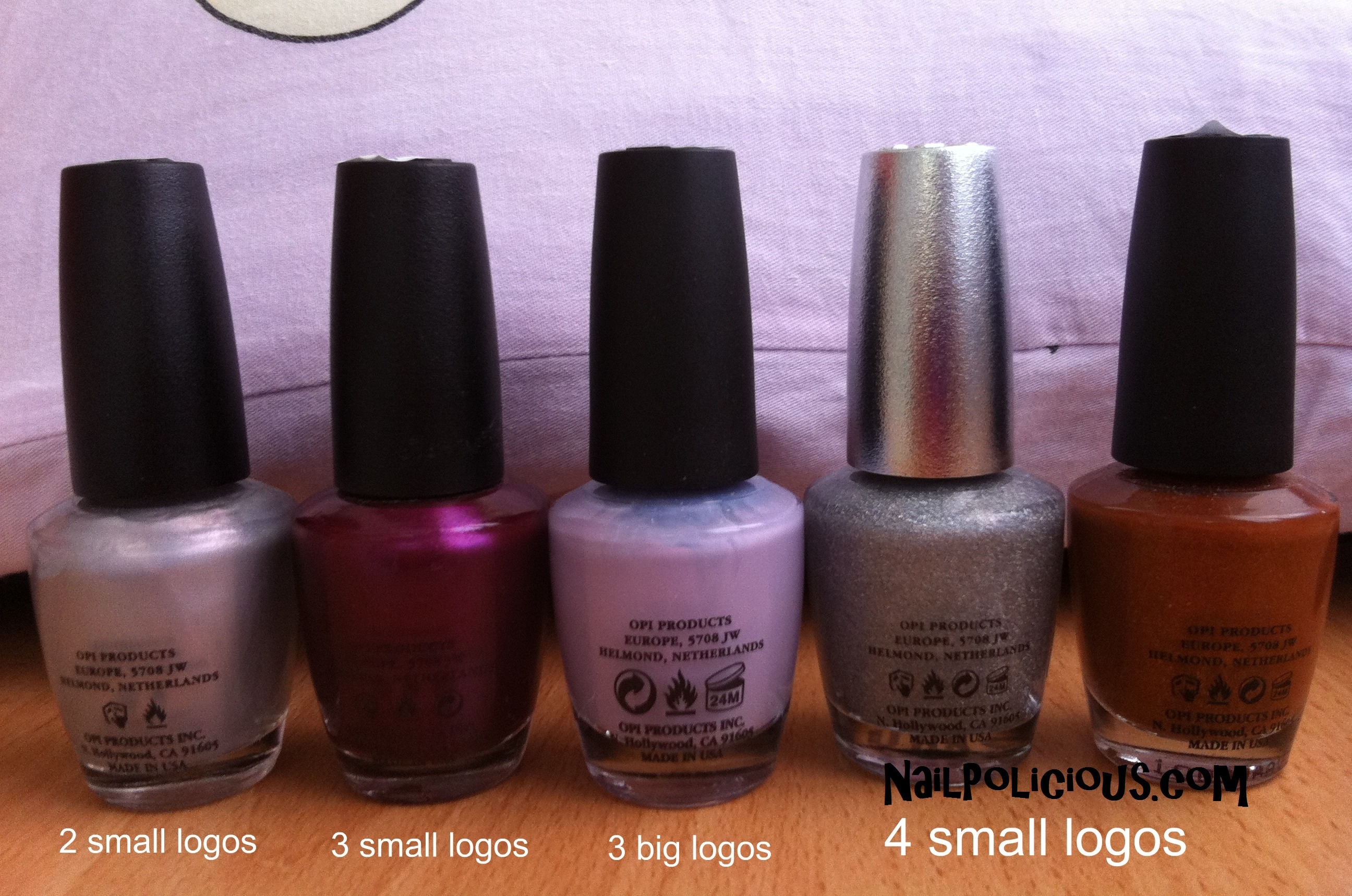 How to check the authencity of your OPI? | NailPolicious