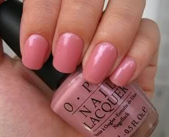 Opi Pink Soft Shades Collection Nailpolicious