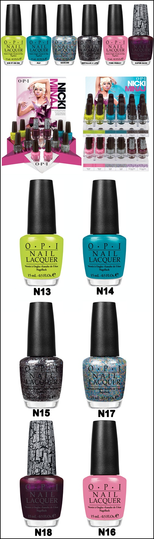 NailPolicious | Finding your favourite nail polish has never been ...