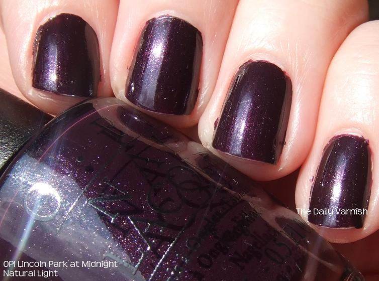 Opi Classic Collection Nailpolicious