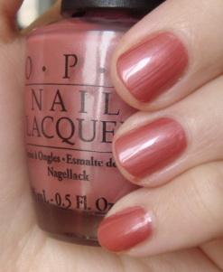Opi Classic Colours Nailpolicious