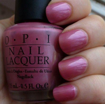 Opi Classic Collection Nailpolicious